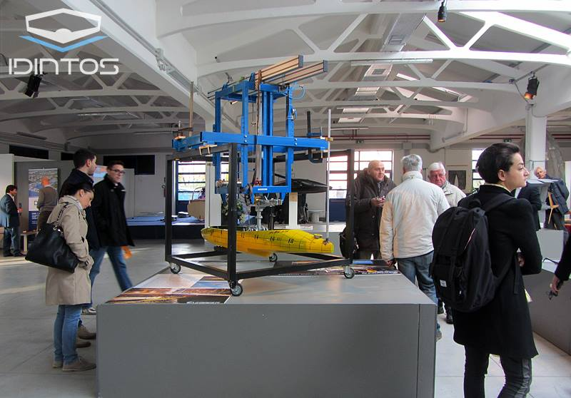 Modello vasca navale